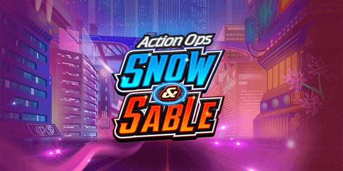 Spiele Action Ops: Snow & Sable - Video Slots Online