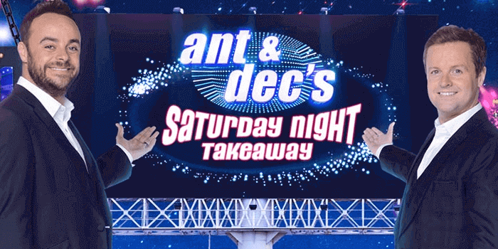 Microgaming have captured the essence of the Ant and Dec's Saturday Night Takeaway show in their slot game