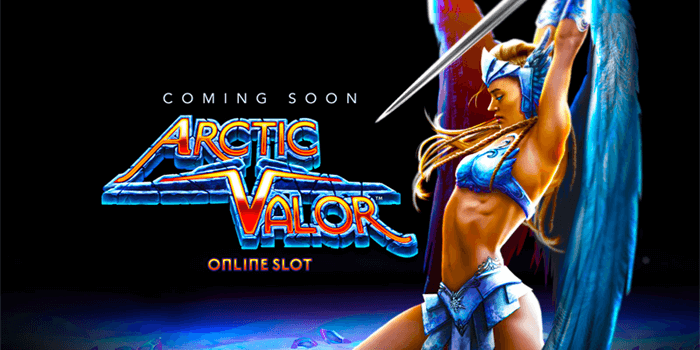 Announcement on Crazy Tooth Studio creating the Arctic Valor slot for Microgaming