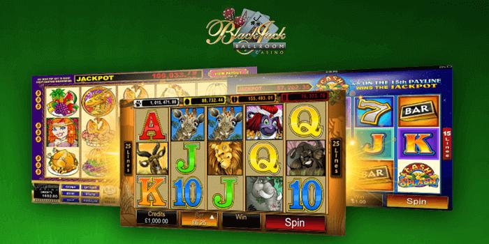 Play real slots