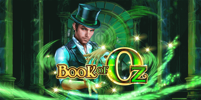 A review of the Book of Oz slot by Triple Edge Studios for Microgaming