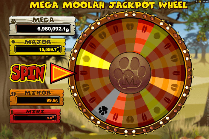 Mega Moolah won on 8 March 2018 by British player