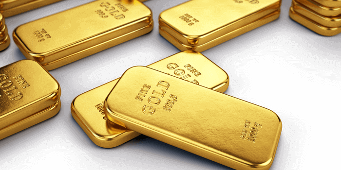 Buy gold bullion with Mega Moolah's jackpot