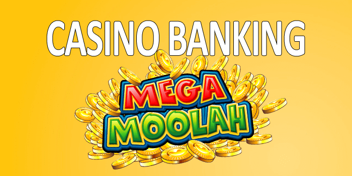 Withdrawing money from Mega Moolah slot