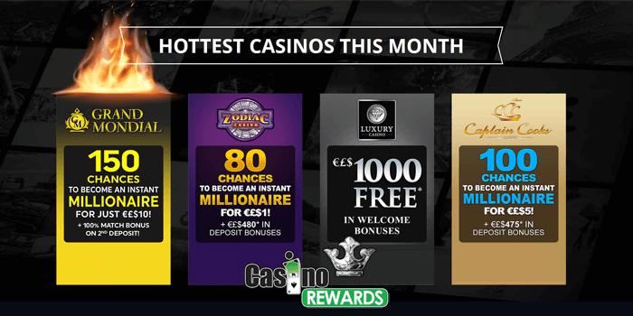 Casino Rewards Vip Card