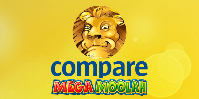 Comparing Mega Moolah with other big wins such as Lottery wins