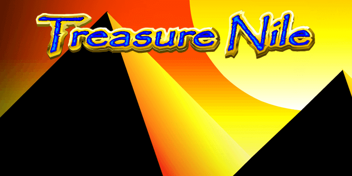 Treasure Nile is Microgaming's Egyptian-themed progressive jackpot slot