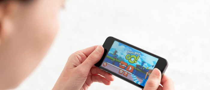 Mobile gambling is growing in popularity