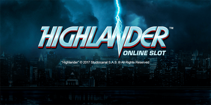 Highlander Slot from Microgaming