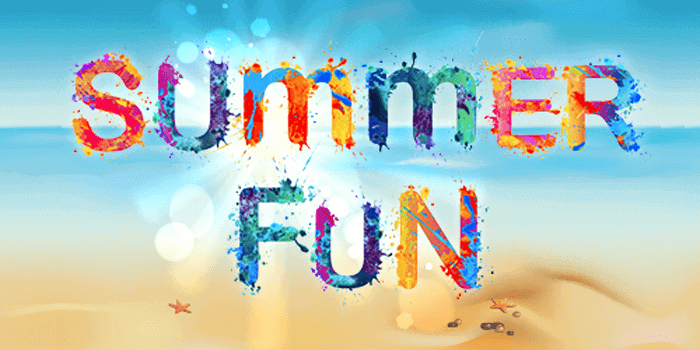 Three great summer slots from Microgaming to try out