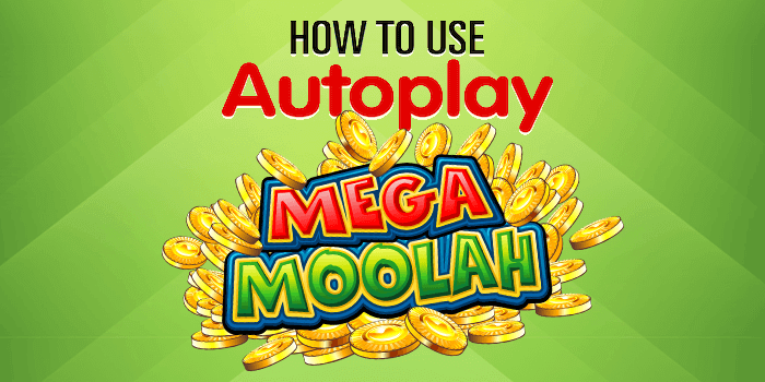How to use the Autoplay feature on Mega Moolah