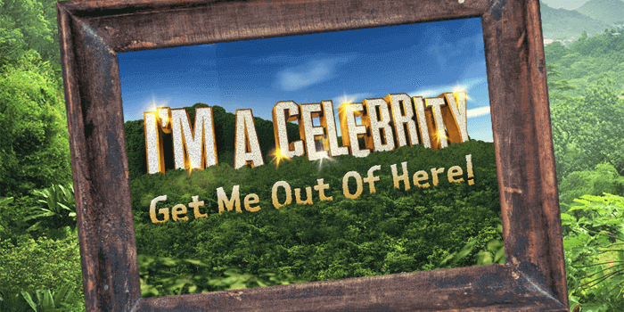 I'm a celebrity, get me out of here slot from Microgaming