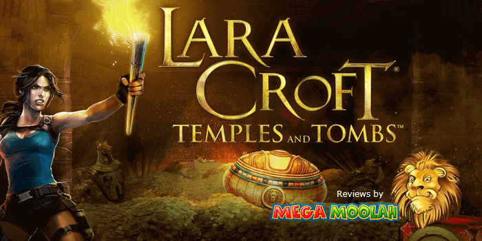 Lara Croft Temples and Tombs slot reviewed by MegaMoolah.com