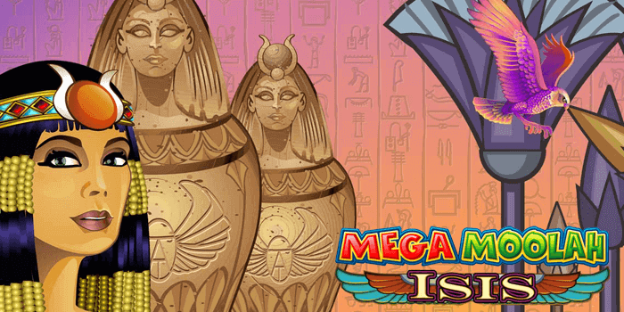 Mega Moolah Isis is based on the ancient Egyptian goddess of fertility