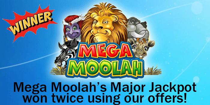 Mega Moolah Major jackpot won twice in three months using