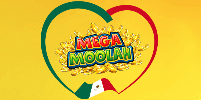 Play Mega Moolah from Mexico and Central America