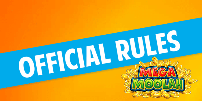 Mega Moolah game rules explained