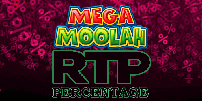 What is Mega Moolah's Return to Player Percentage?