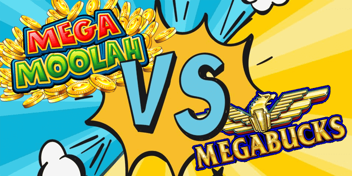 Mega Moolah vs Las Vegas favourite progressive slot machine, the Megabucks
