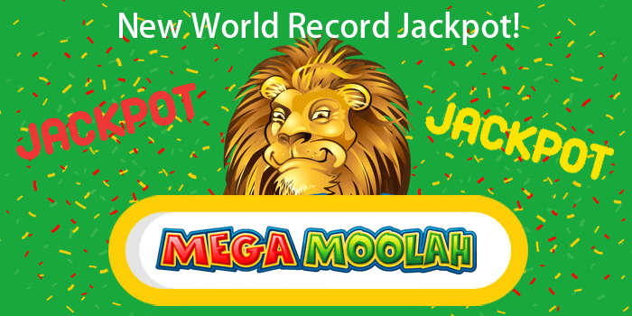 New world record in jackpot slots with a 18,910,668.01 win on 28 September 2018