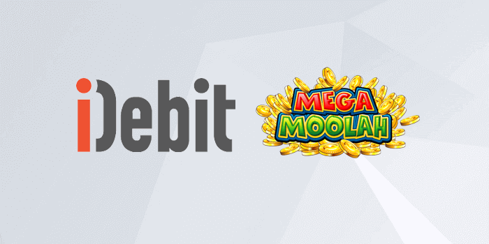 Use iDebit Canada to play at Mega Moolah casinos