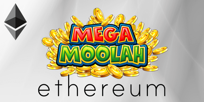 How to play Mega Moolah using Ethereum