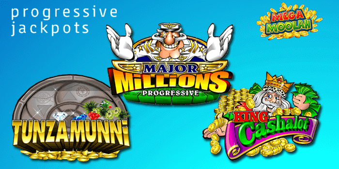 Other Microgaming progressive slots to play