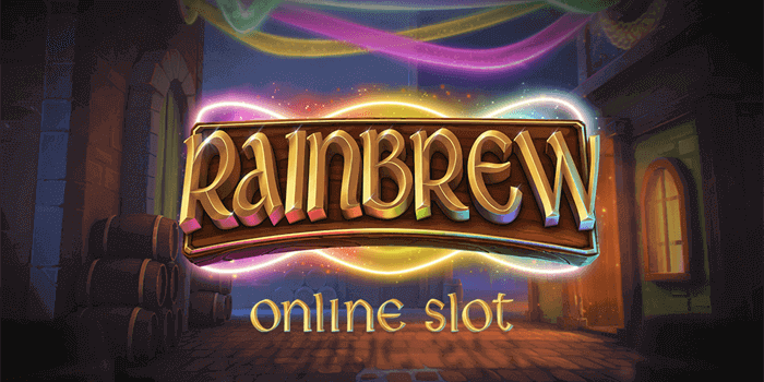 Rainbrew slot comes with a lucky Irish theme