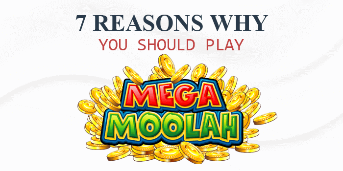 The reasons why to play Mega Moolah progressive jackpot slot