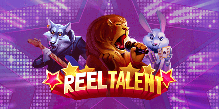A review of the Reel Talent slot from Just for the Win and Microgaming