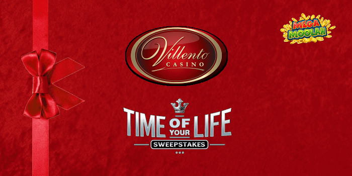 Time Of Your Life Sweepstakes and Villento Casino review
