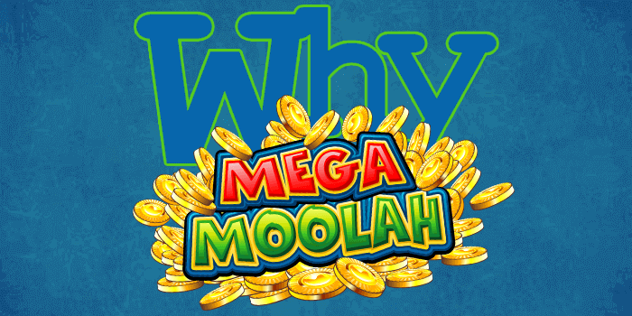 Why play Mega Moolah over other jackpot games?