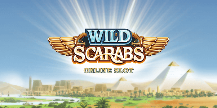 Microgaming's latest slots Wild Scarabs comes with an ancient Egyptian theme