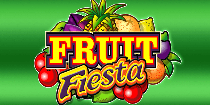 Fruit Fiesta Progressive