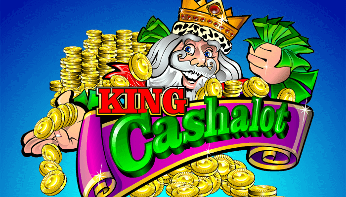 King Cashalot Progressive