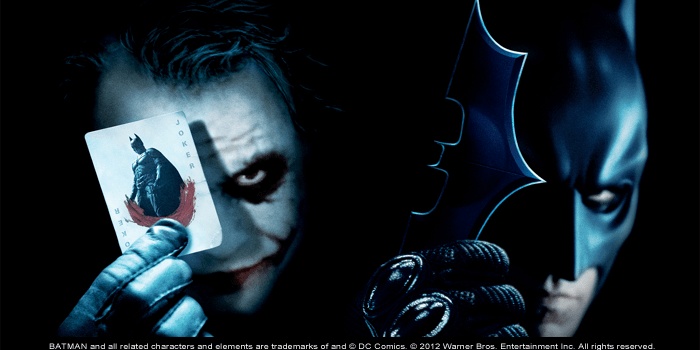 dark knight review